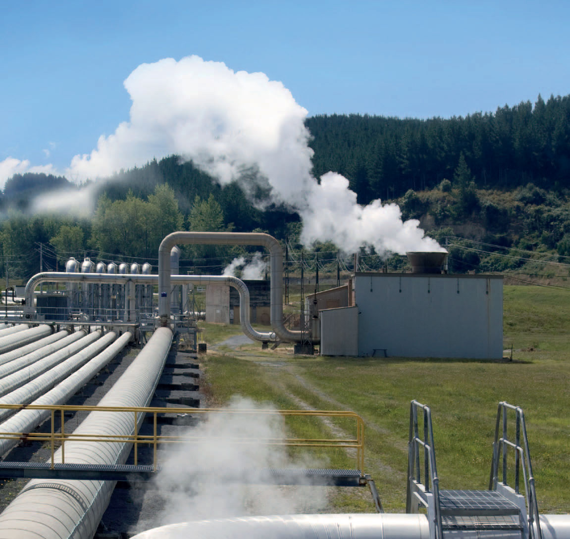 Technology Roadmap: Geothermal Heat and Power | Energy Resources for ...